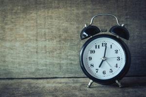 時鐘示意圖